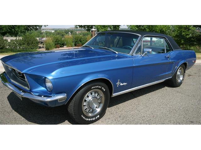 1968 Ford Mustang for Sale on ClassicCars com on ClassicCars com