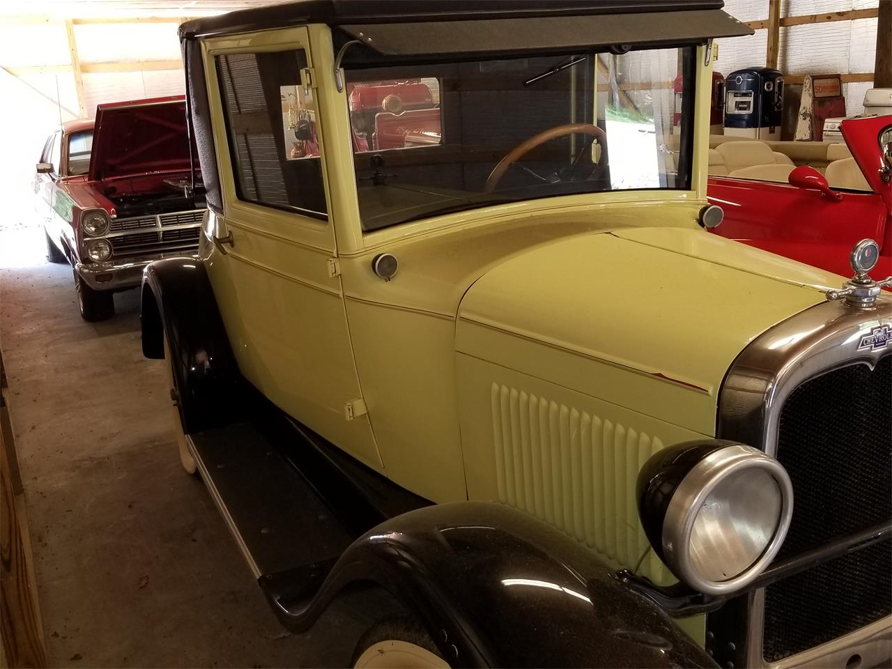 Large Picture of '27 Coupe - QKJD