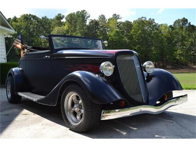Picture of '34 Coupe - QKJK
