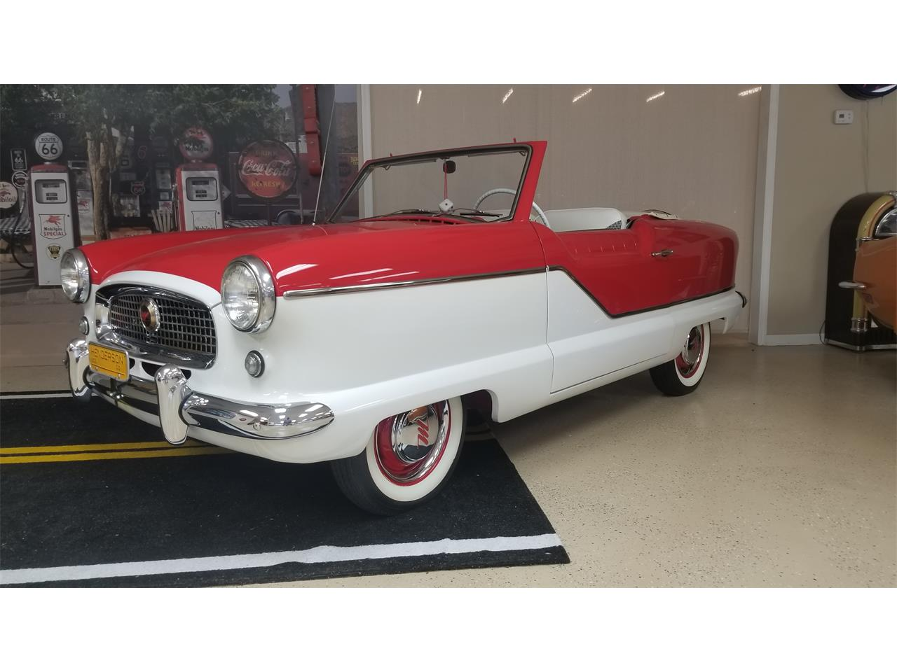 Large Picture of '57 Metropolitan - QKJZ