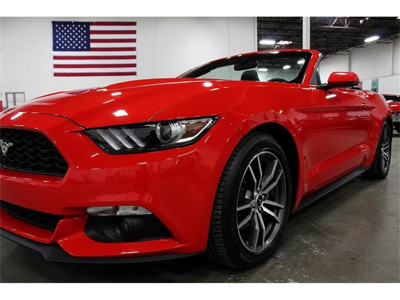 Large Picture of '15 Mustang - QD5D
