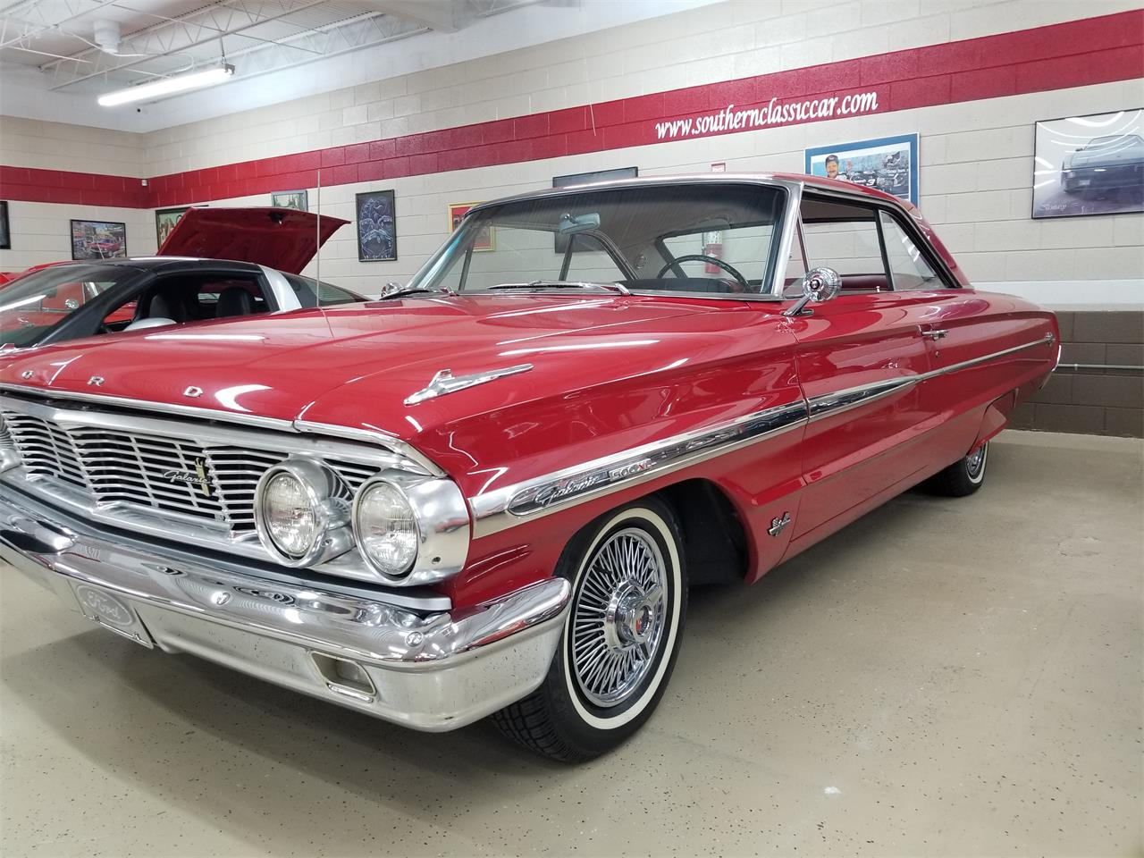 Large Picture of '64 Galaxie - QKKA