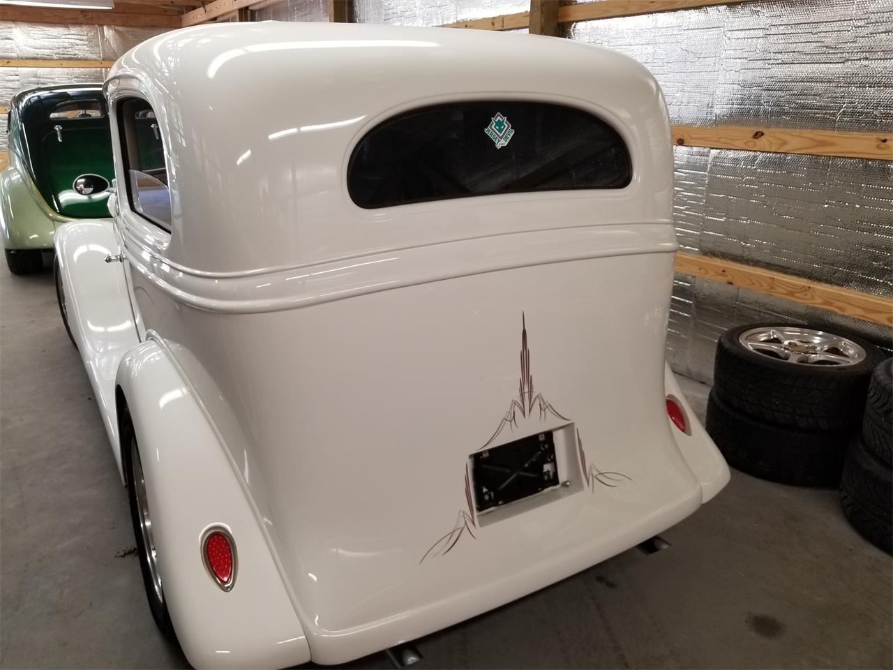 Large Picture of Classic 1935 Chevrolet Sedan located in Henderson North Carolina - $51,300.00 - QKKC