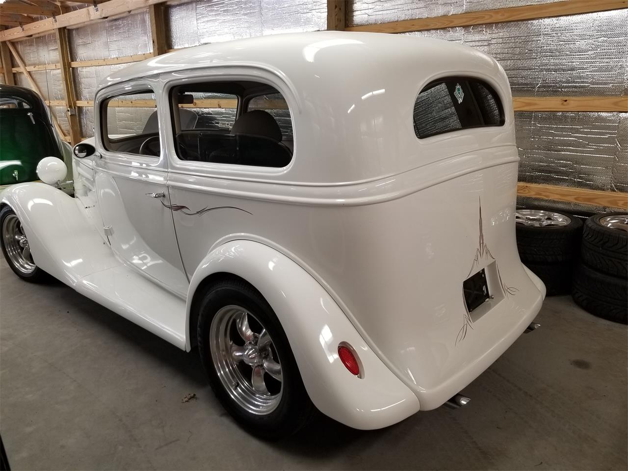 Large Picture of Classic '35 Sedan Offered by Southern Classic Car - QKKC