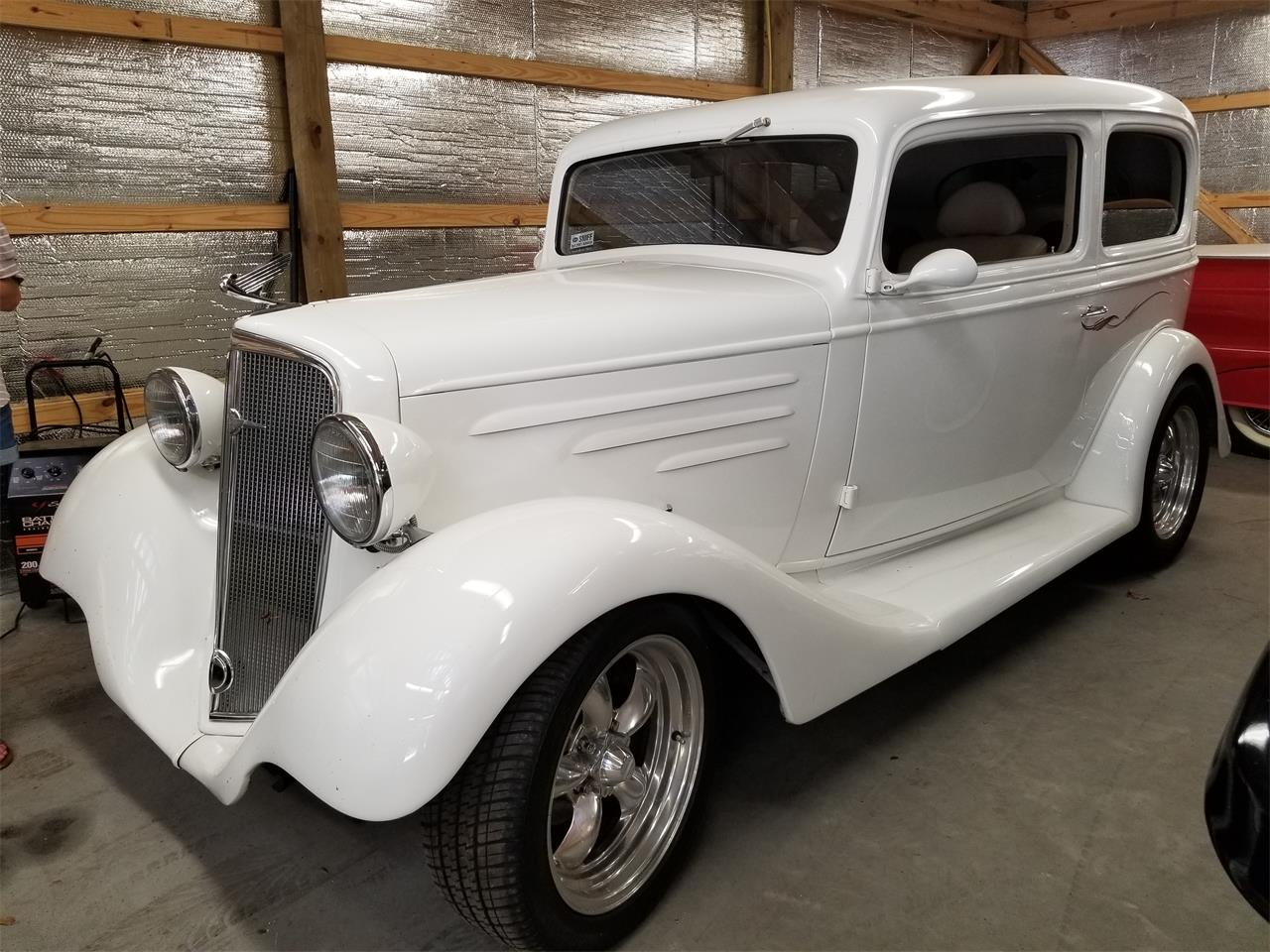 Large Picture of 1935 Chevrolet Sedan - $51,300.00 - QKKC