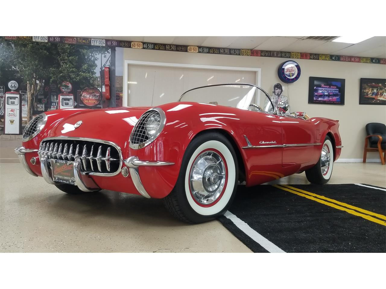 Large Picture of Classic 1955 Corvette located in Henderson North Carolina - $52,000.00 - QKKE