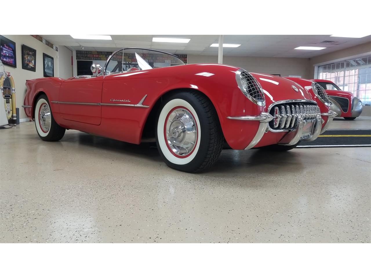 Large Picture of Classic '55 Chevrolet Corvette - QKKE