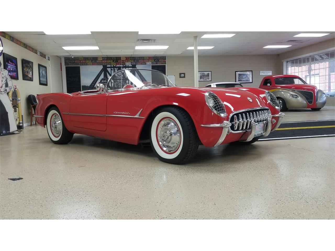 Large Picture of 1955 Chevrolet Corvette Offered by Southern Classic Car - QKKE
