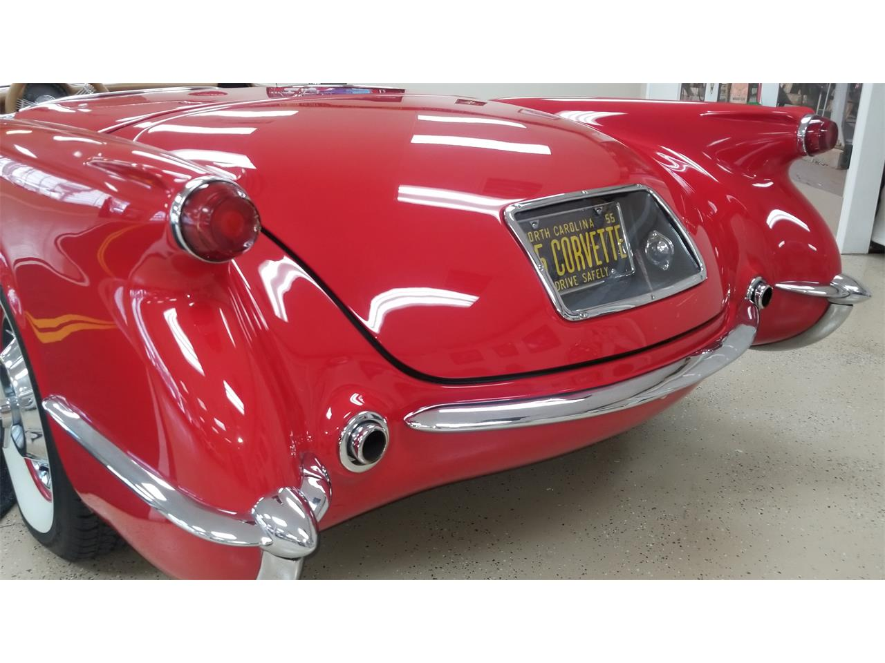 Large Picture of Classic '55 Corvette located in North Carolina - $52,000.00 - QKKE