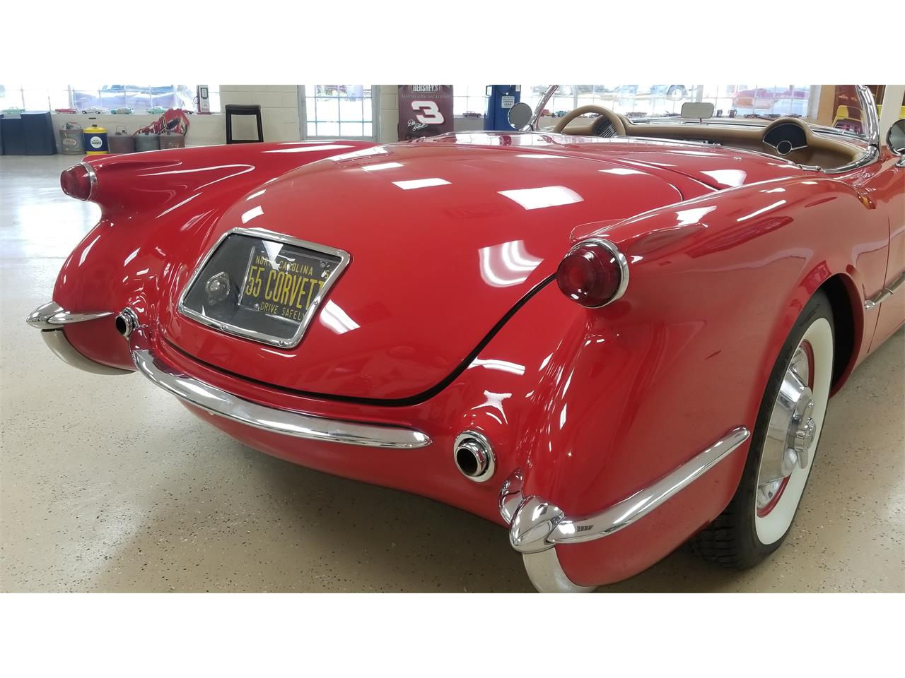 Large Picture of '55 Chevrolet Corvette located in Henderson North Carolina - $52,000.00 - QKKE