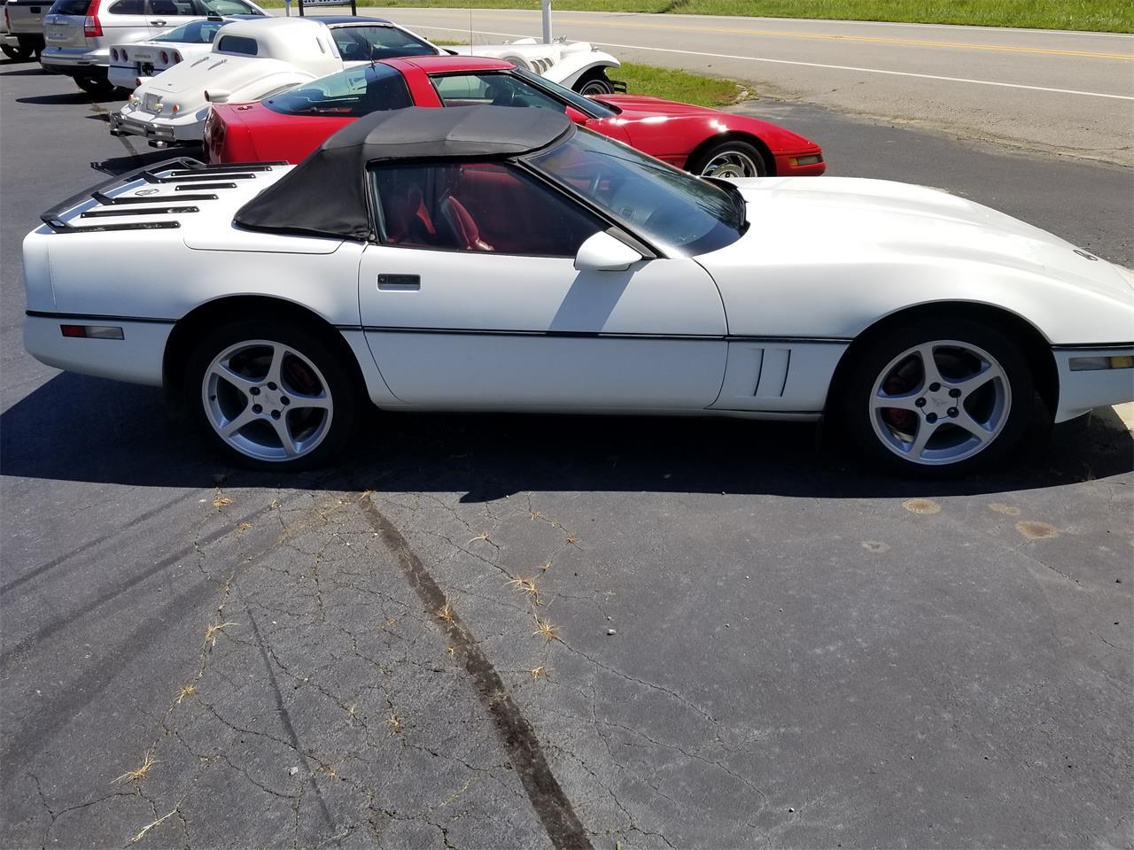 Large Picture of 1990 Corvette located in North Carolina - QKKM