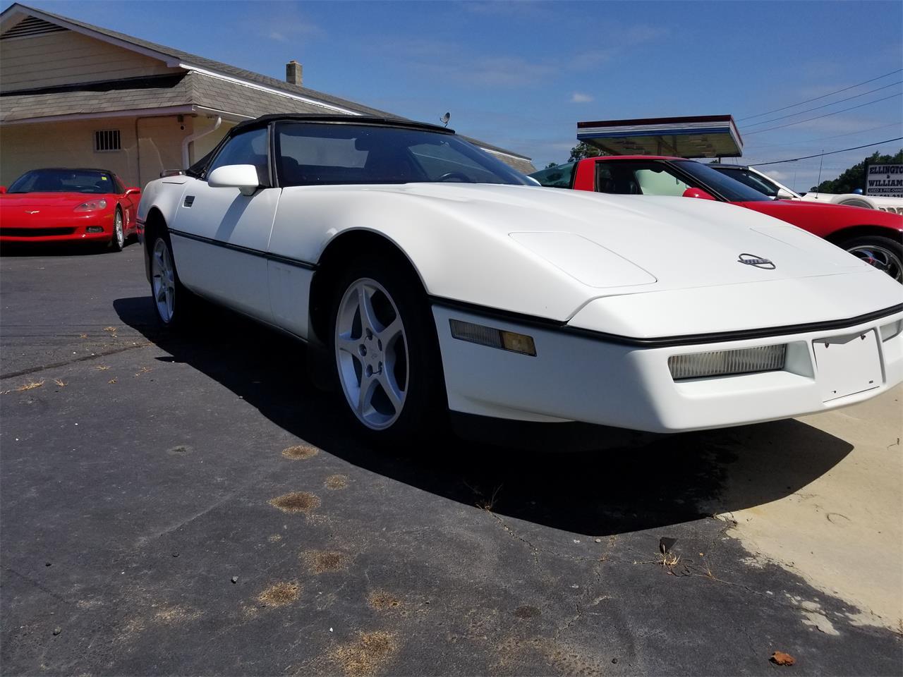 Large Picture of 1990 Chevrolet Corvette - $8,500.00 - QKKM