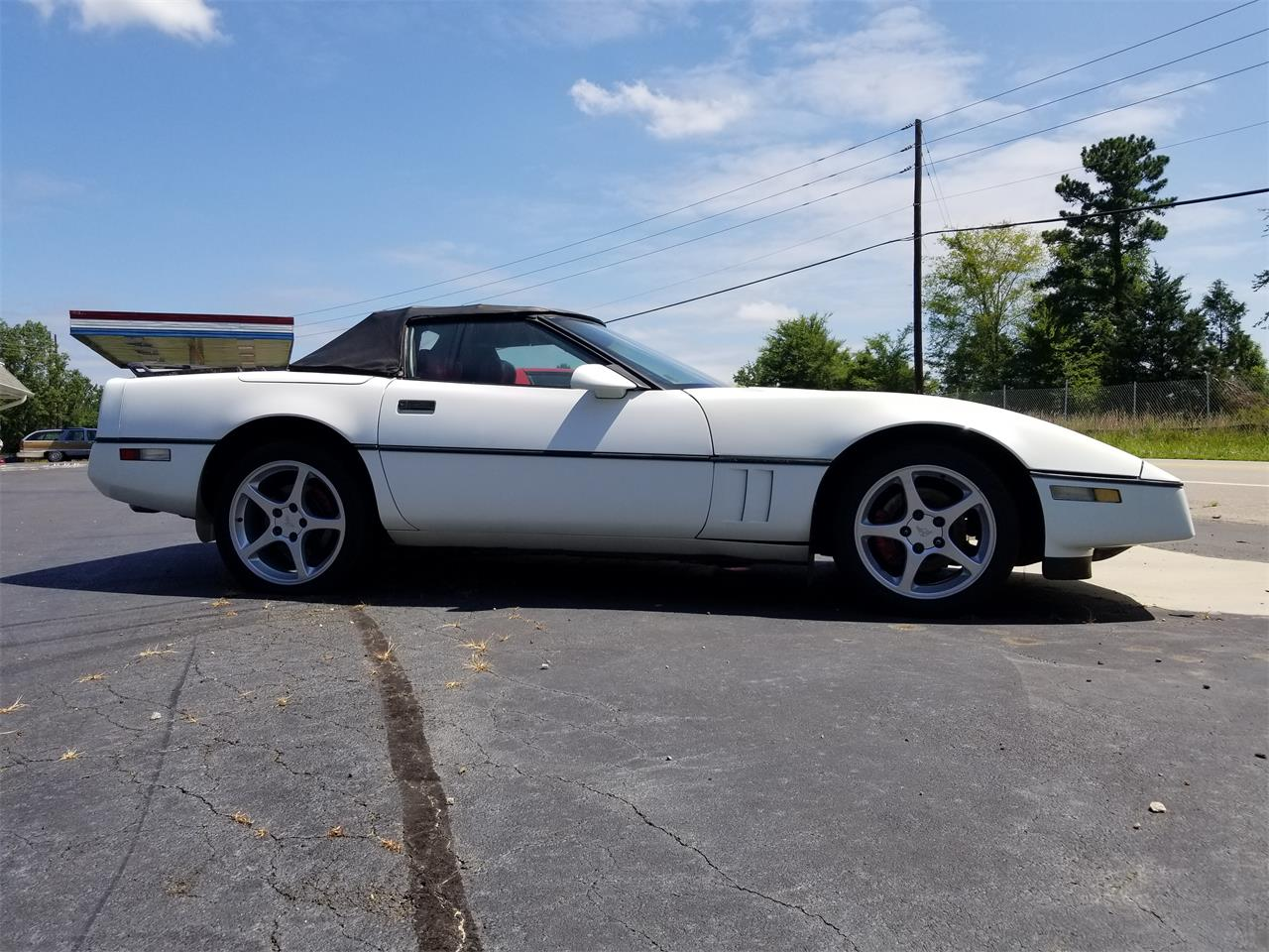 Large Picture of '90 Corvette located in North Carolina - $8,500.00 Offered by Southern Classic Car - QKKM