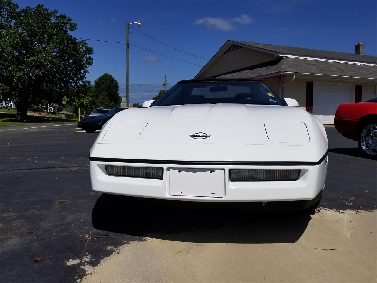 Large Picture of 1990 Chevrolet Corvette located in Henderson North Carolina Offered by Southern Classic Car - QKKM