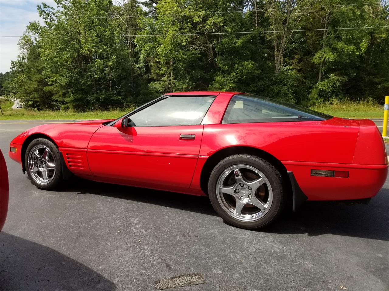 Large Picture of '92 Corvette - QKKN