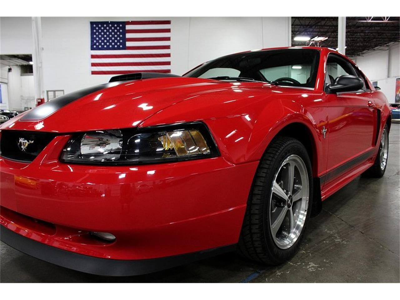 Large Picture of '03 Mustang - QKKU