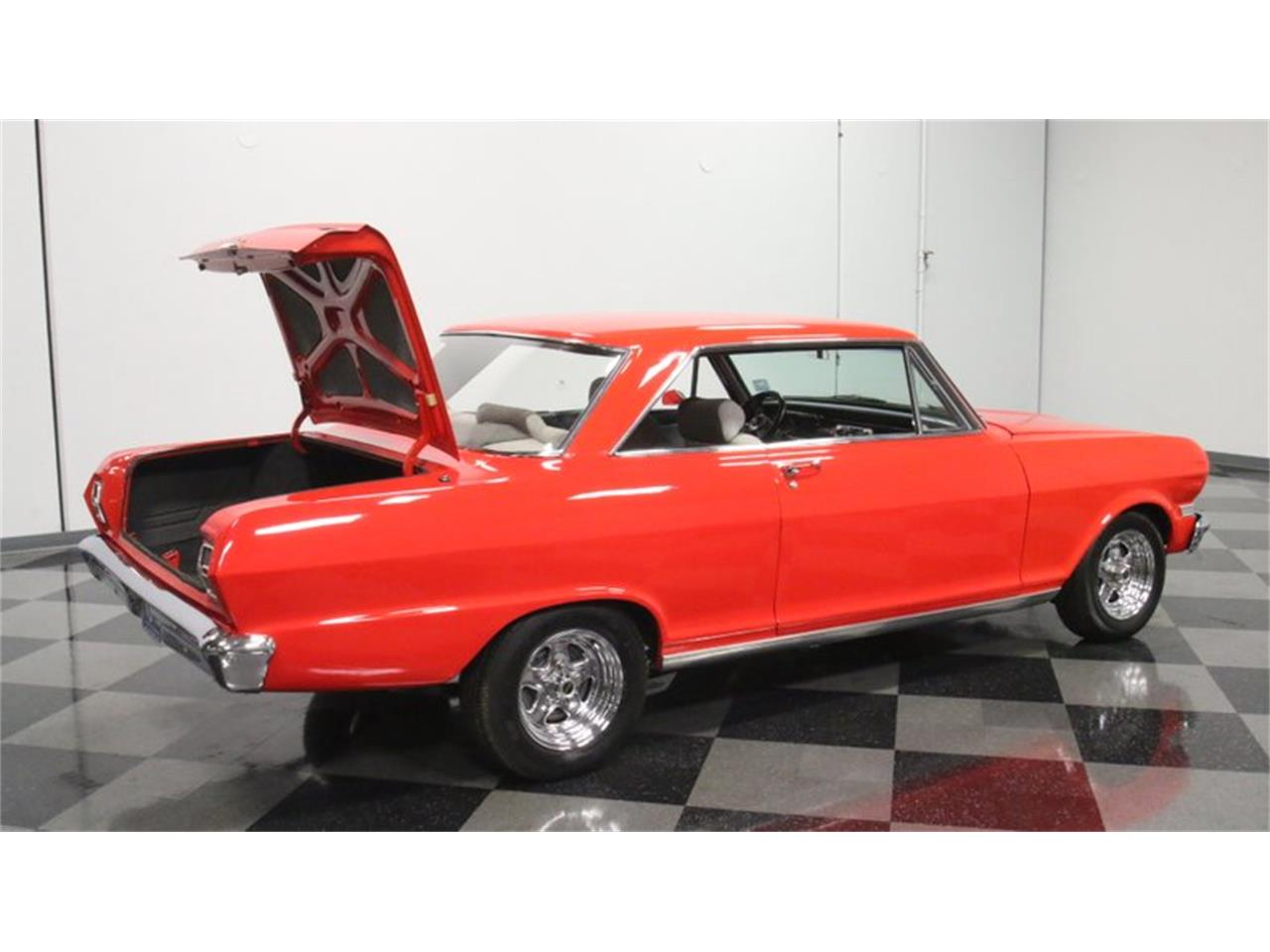 Large Picture of '63 Nova - QKL0
