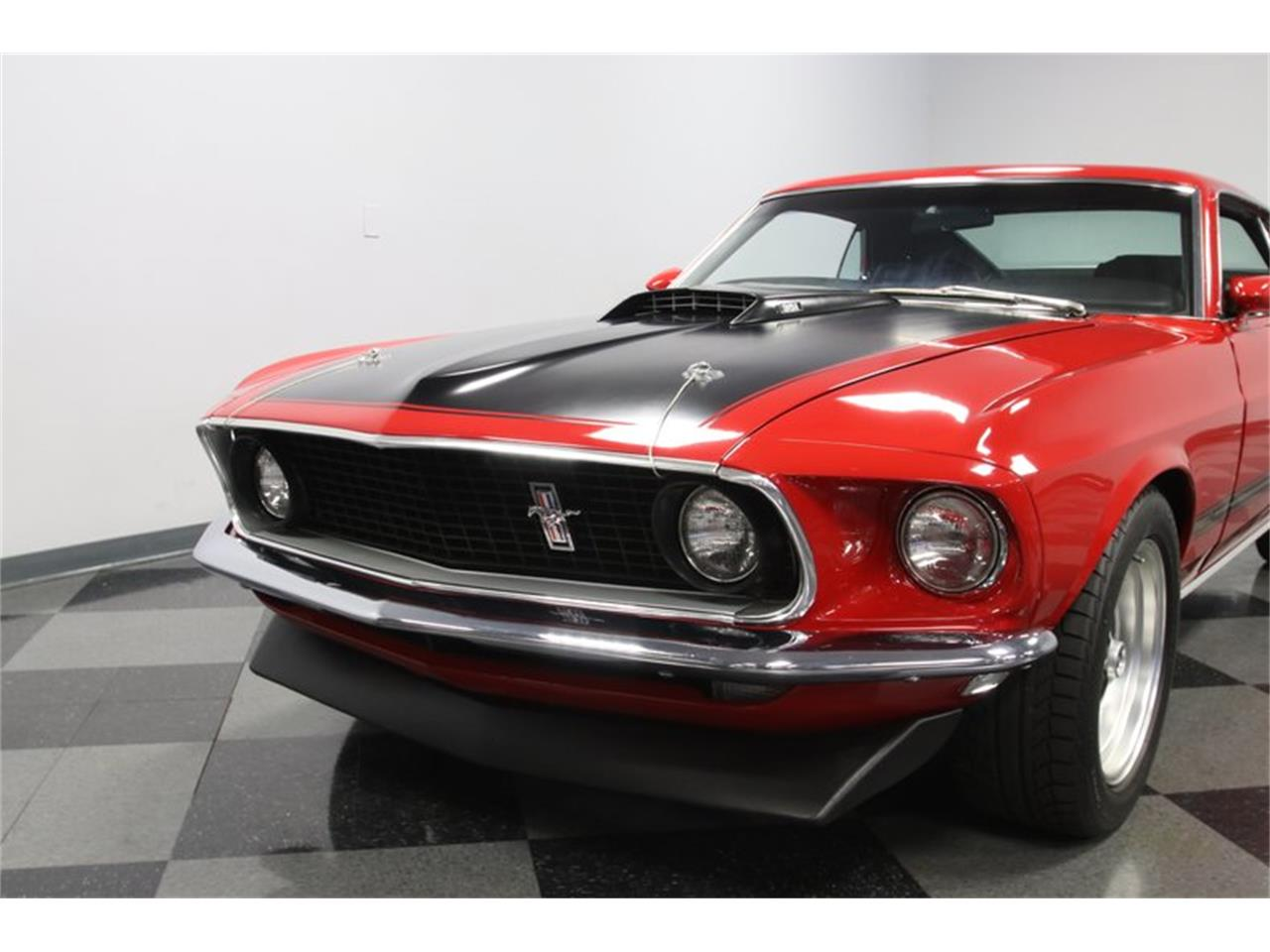 Large Picture of '69 Mustang - QKL2