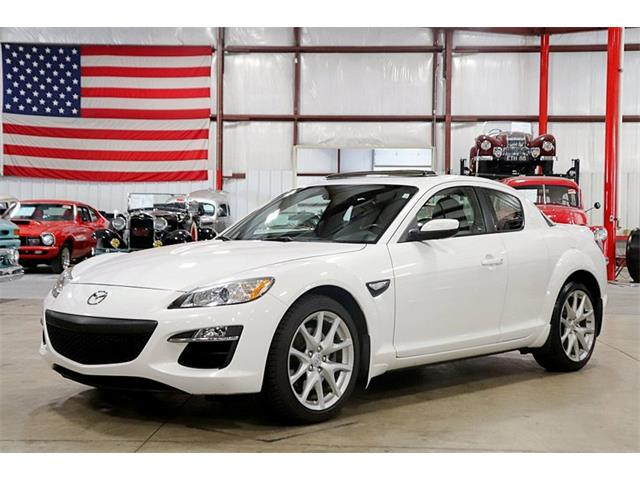 Picture of 2009 RX-8 located in Kentwood Michigan - QKL7