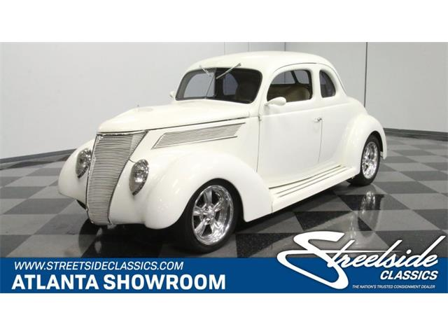 Picture of '37 5-Window Coupe - QKLA