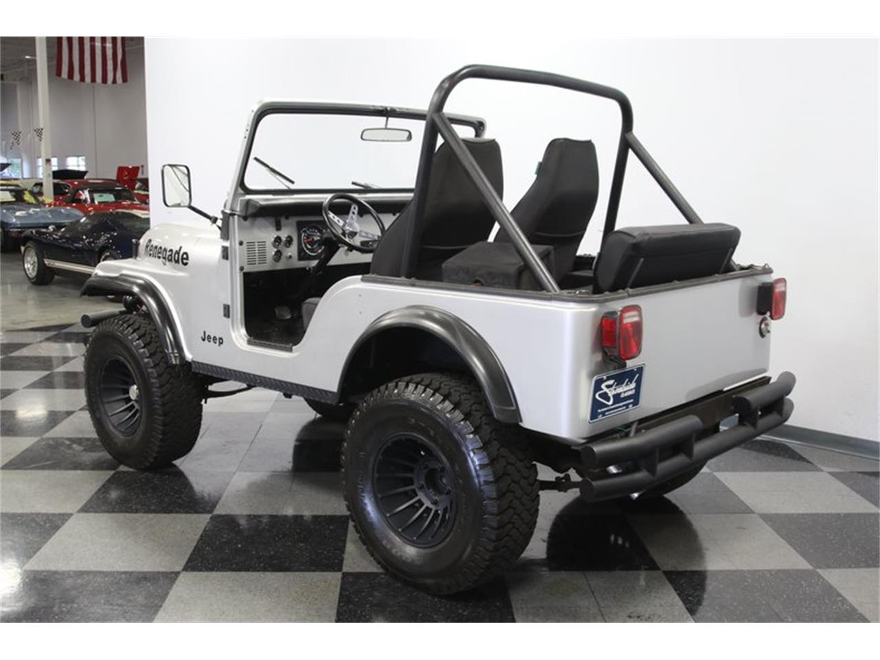 Large Picture of '71 CJ5 - QKLB