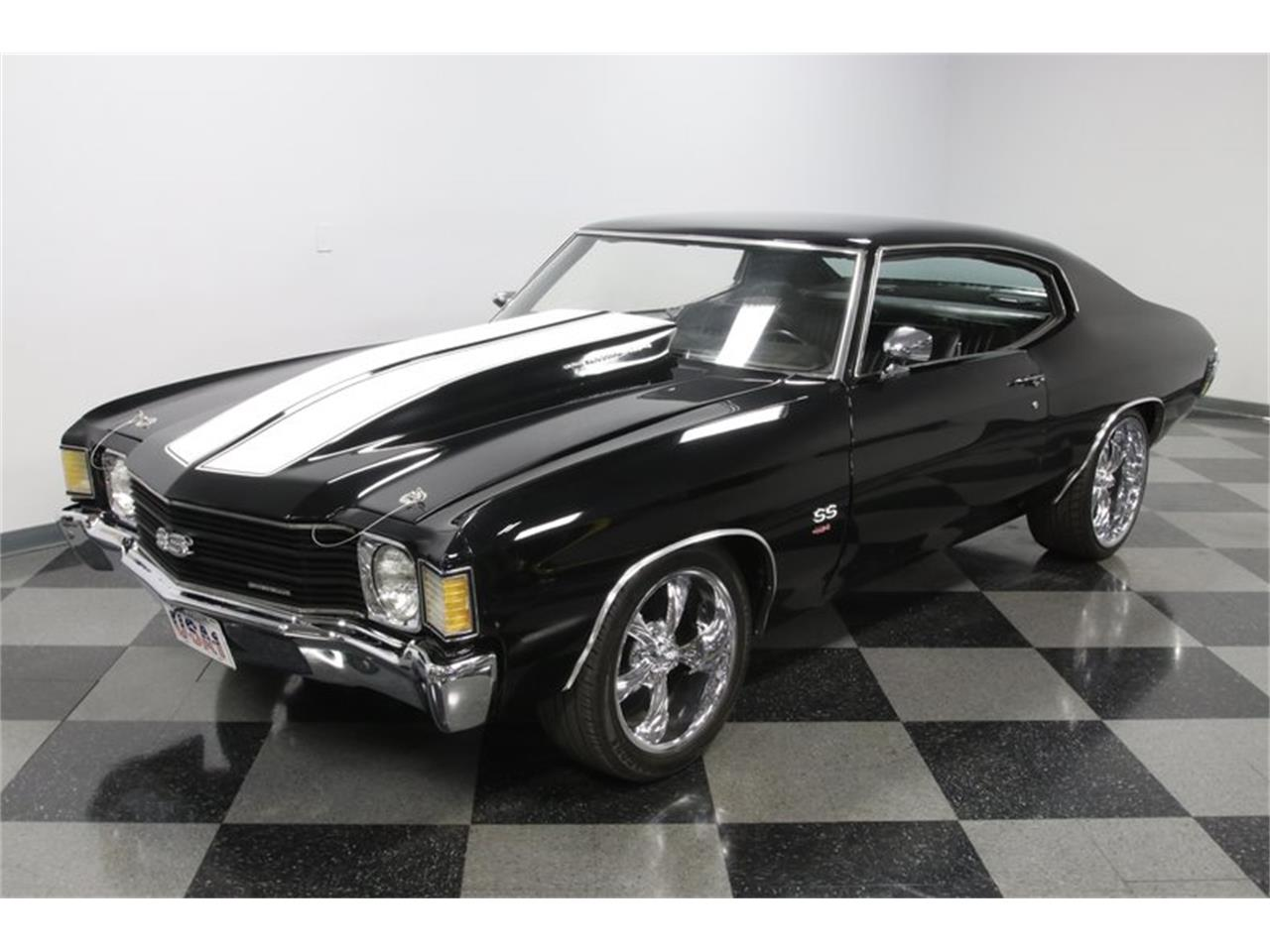 Large Picture of '72 Chevelle - QKLD