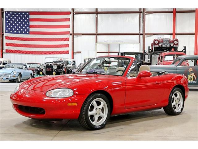 Picture of 1999 Mazda Miata located in Kentwood Michigan - $9,900.00 Offered by  - QKLF