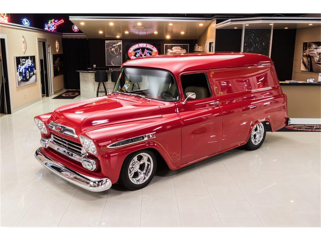 Large Picture of Classic '59 Chevrolet Apache - QKLK