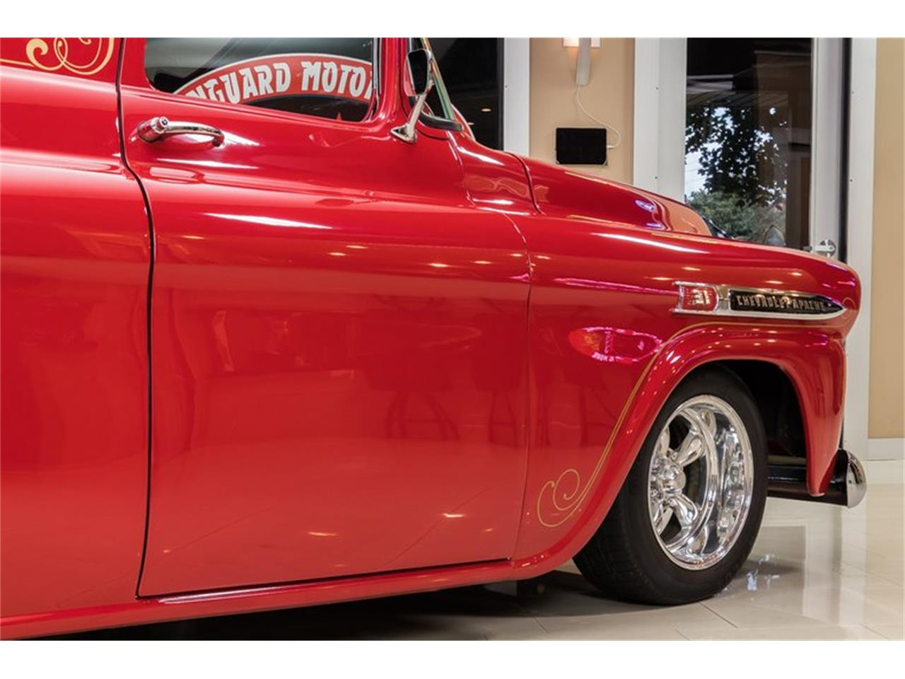 Large Picture of Classic 1959 Apache located in Plymouth Michigan Offered by Vanguard Motor Sales - QKLK