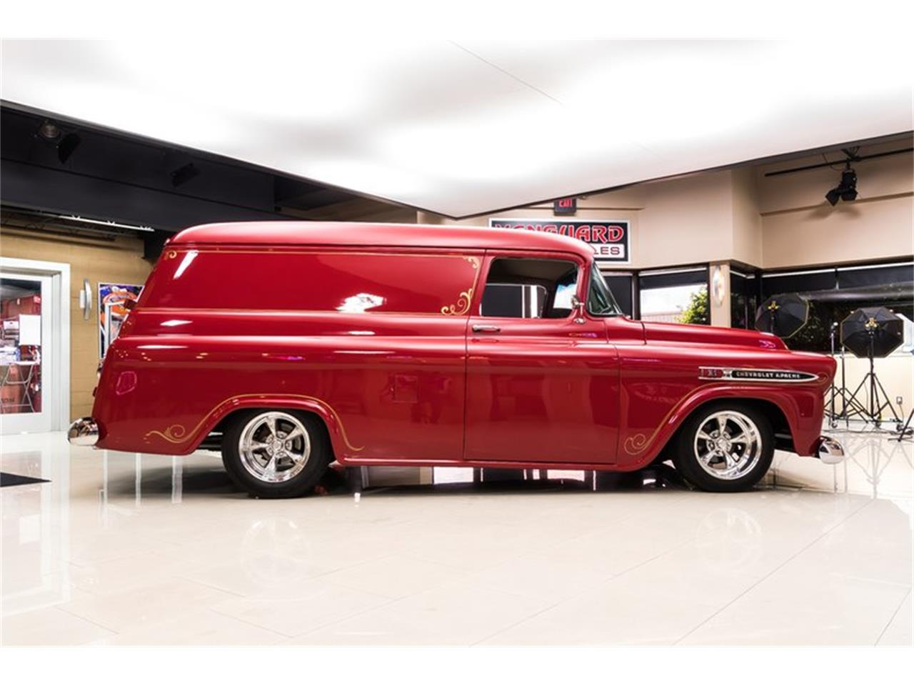 Large Picture of Classic 1959 Chevrolet Apache located in Michigan - $59,900.00 - QKLK