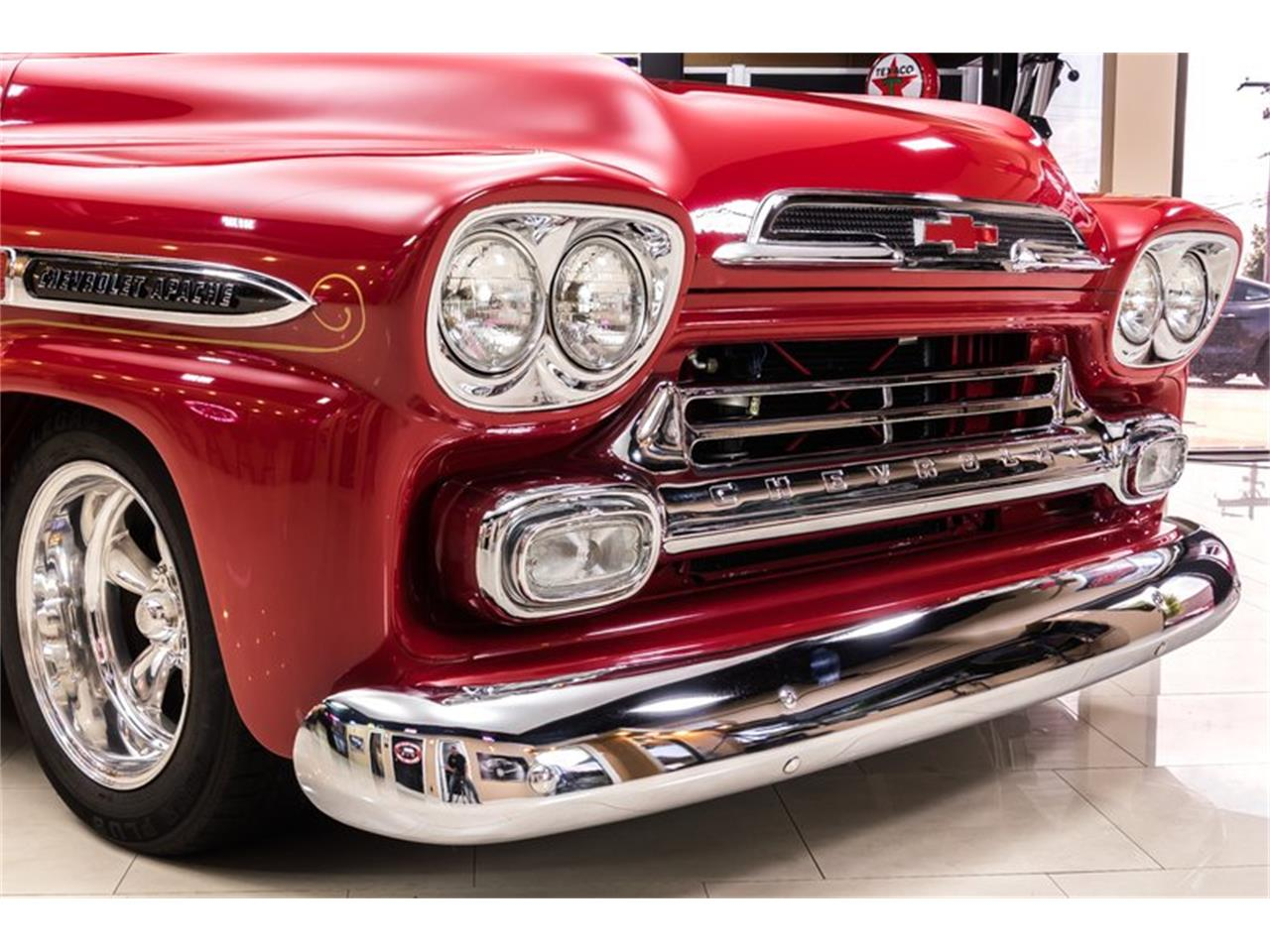 Large Picture of Classic 1959 Apache located in Plymouth Michigan - $59,900.00 Offered by Vanguard Motor Sales - QKLK