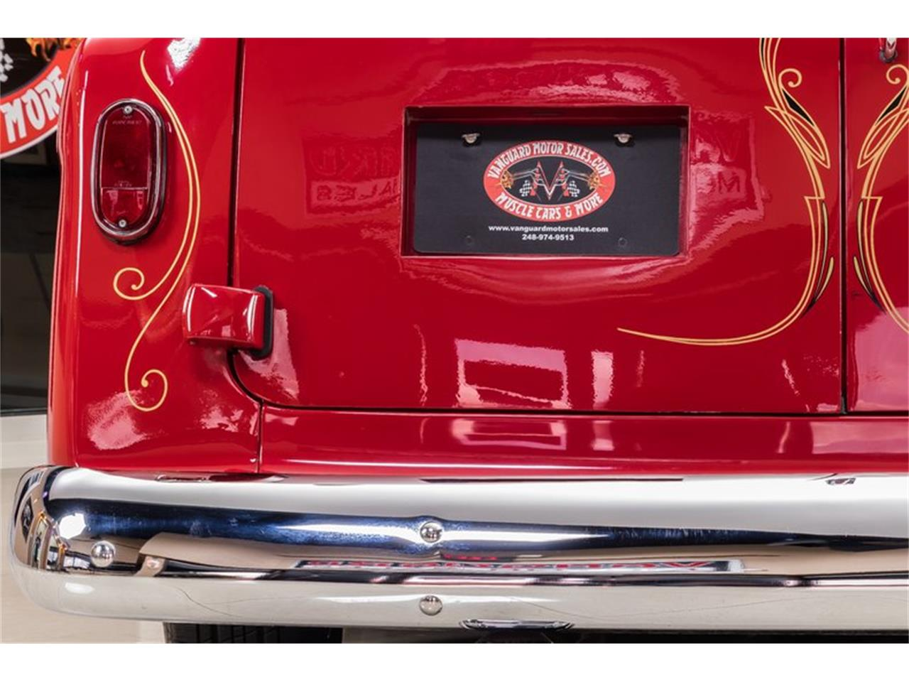 Large Picture of '59 Chevrolet Apache - $59,900.00 Offered by Vanguard Motor Sales - QKLK