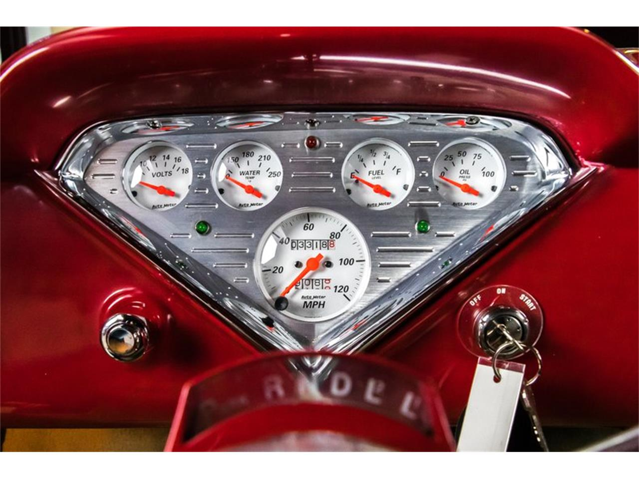 Large Picture of Classic 1959 Apache located in Michigan - $59,900.00 Offered by Vanguard Motor Sales - QKLK