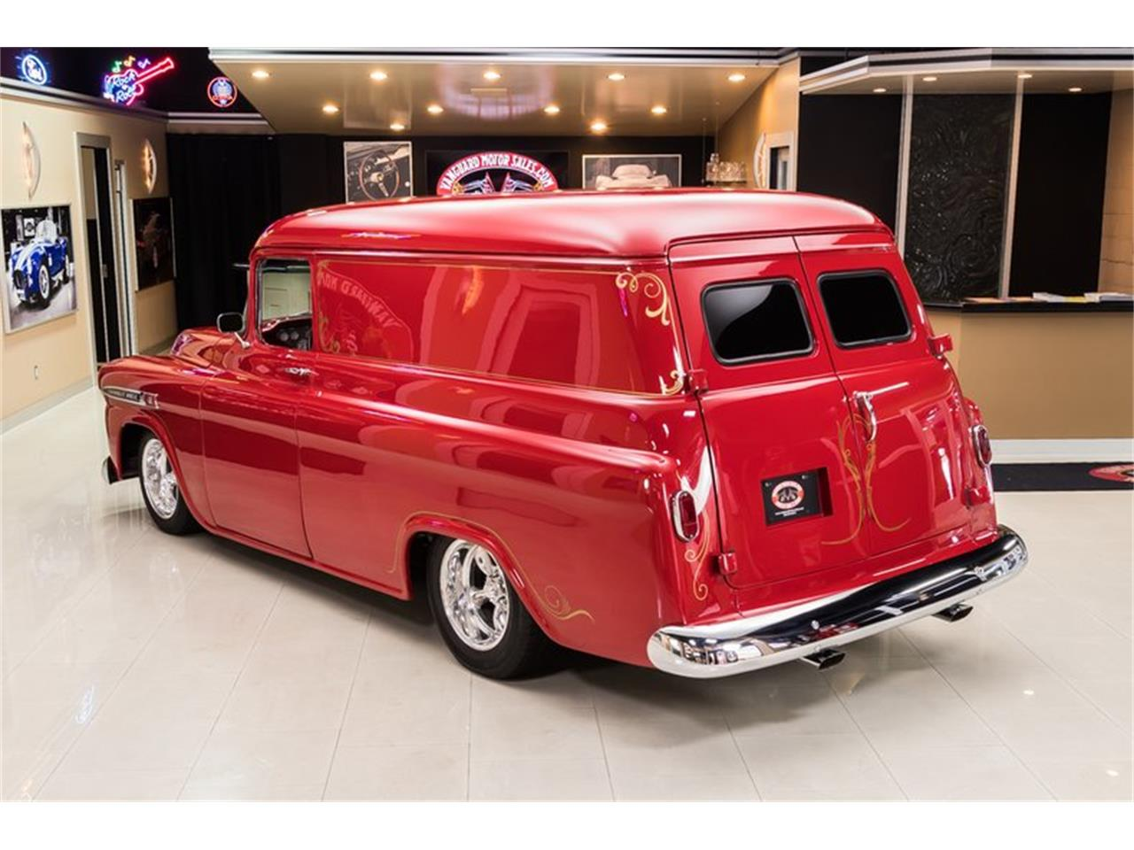 Large Picture of 1959 Chevrolet Apache located in Michigan Offered by Vanguard Motor Sales - QKLK