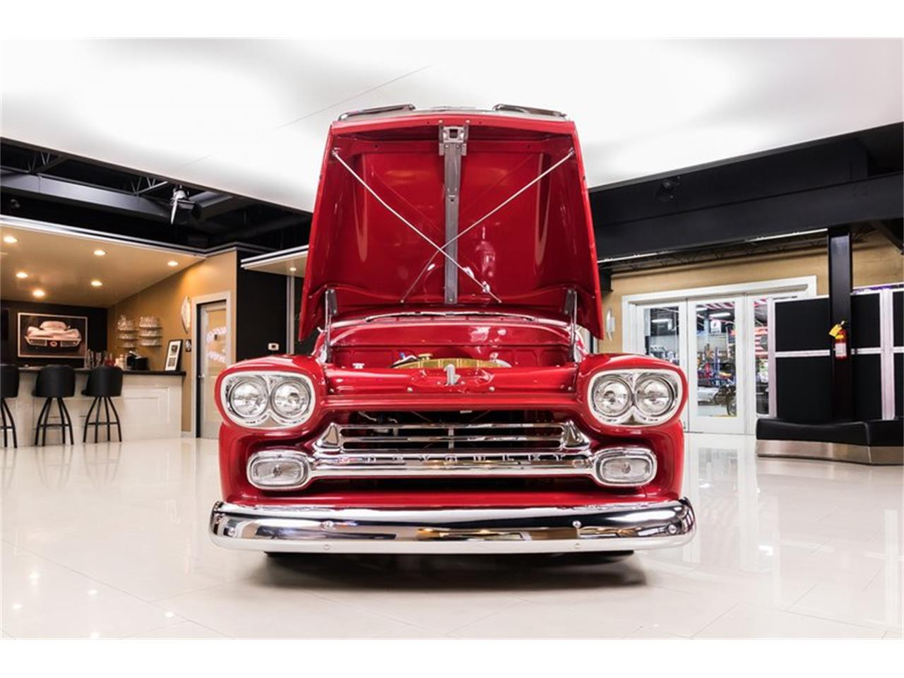 Large Picture of '59 Chevrolet Apache located in Michigan - $59,900.00 - QKLK