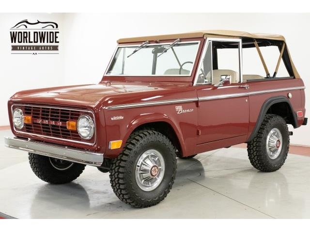 Picture of '69 Bronco - QKLM