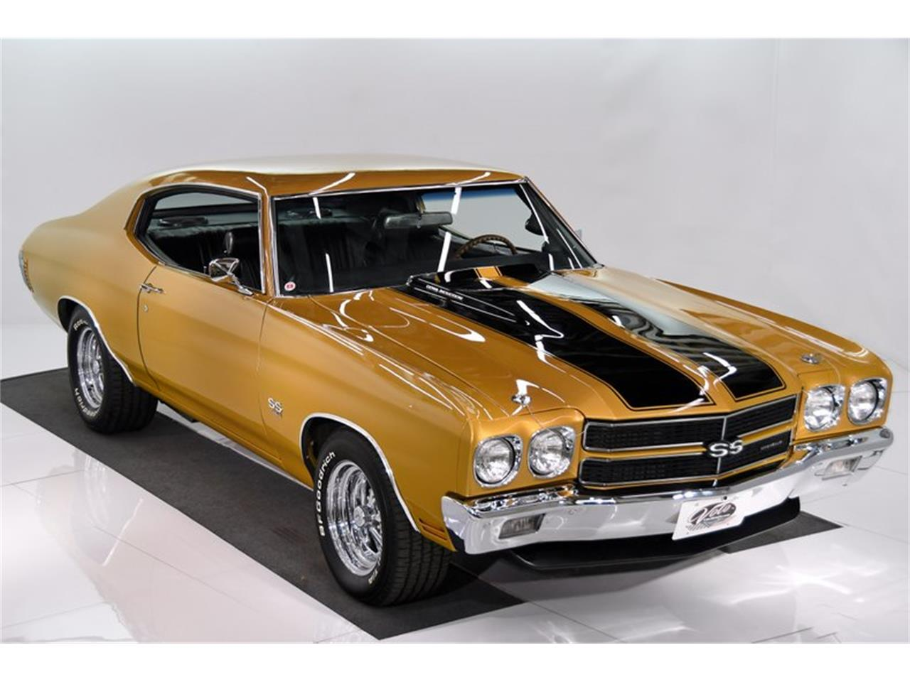 Large Picture of Classic 1970 Chevelle Offered by Volo Auto Museum - QKLO