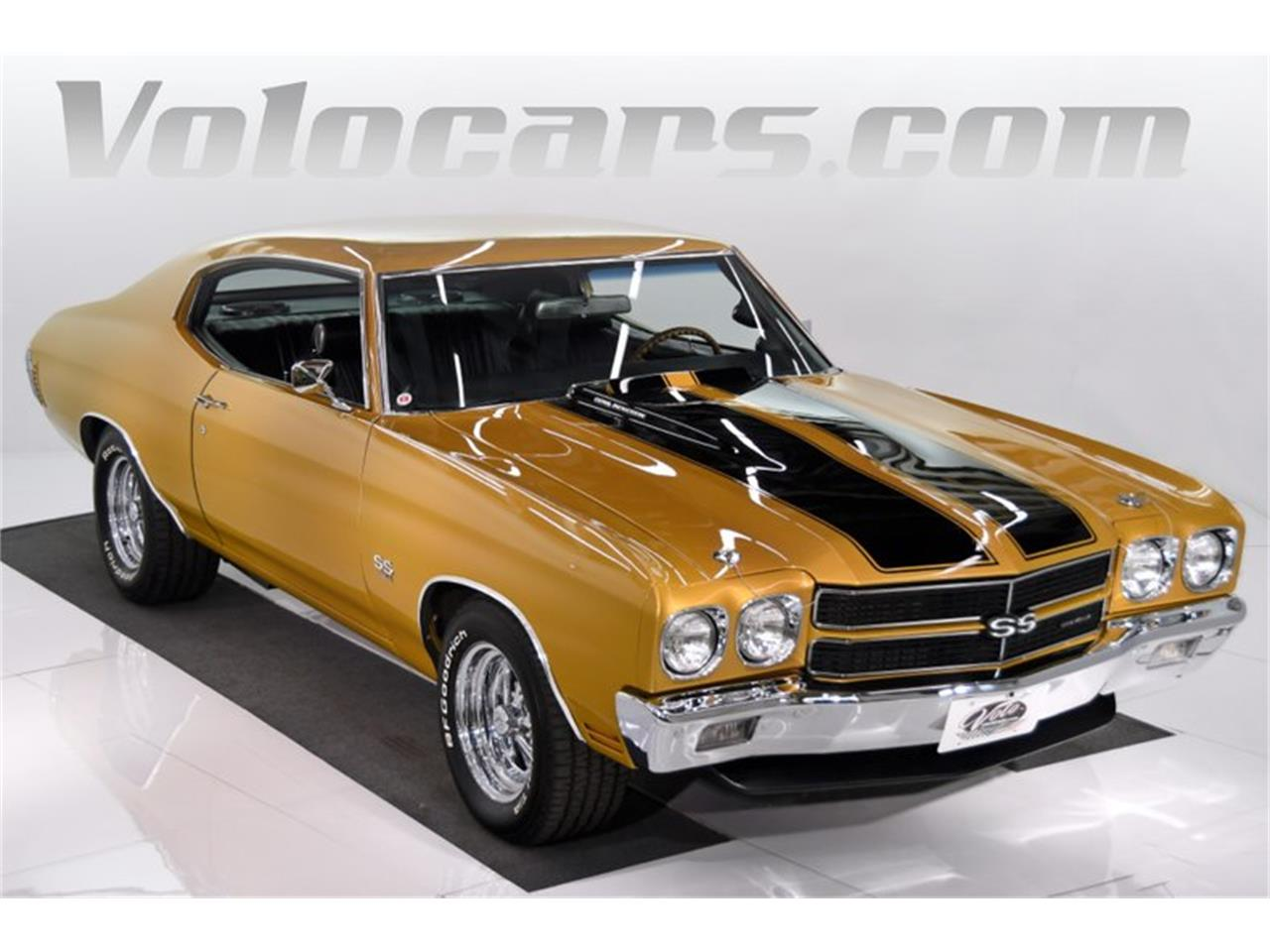 Large Picture of Classic '70 Chevelle - $49,998.00 - QKLO