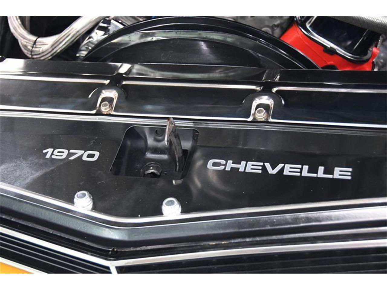Large Picture of Classic 1970 Chevrolet Chevelle located in Illinois - $49,998.00 Offered by Volo Auto Museum - QKLO
