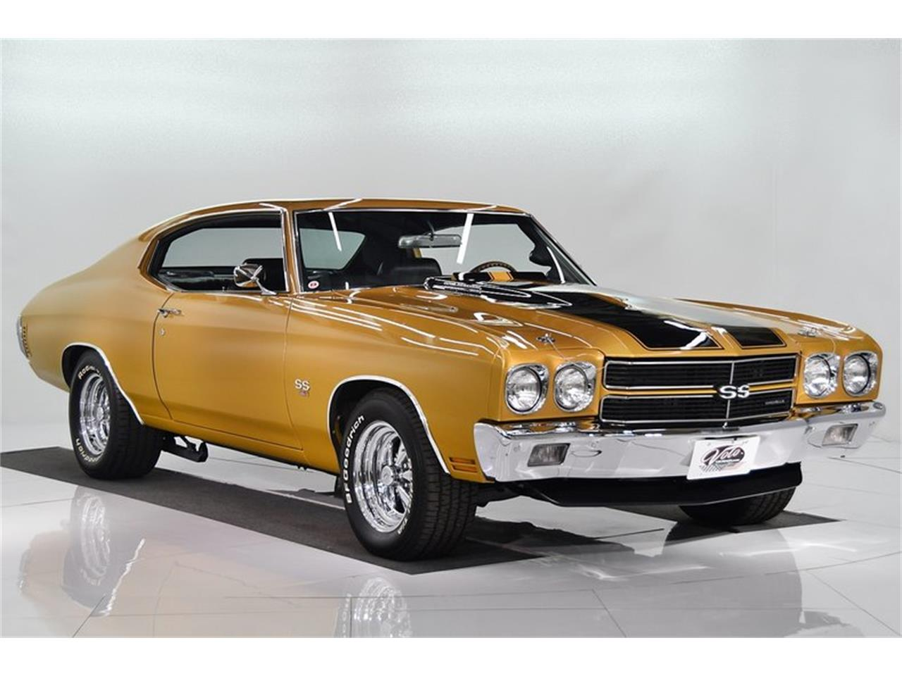 Large Picture of Classic '70 Chevelle located in Illinois - $49,998.00 - QKLO