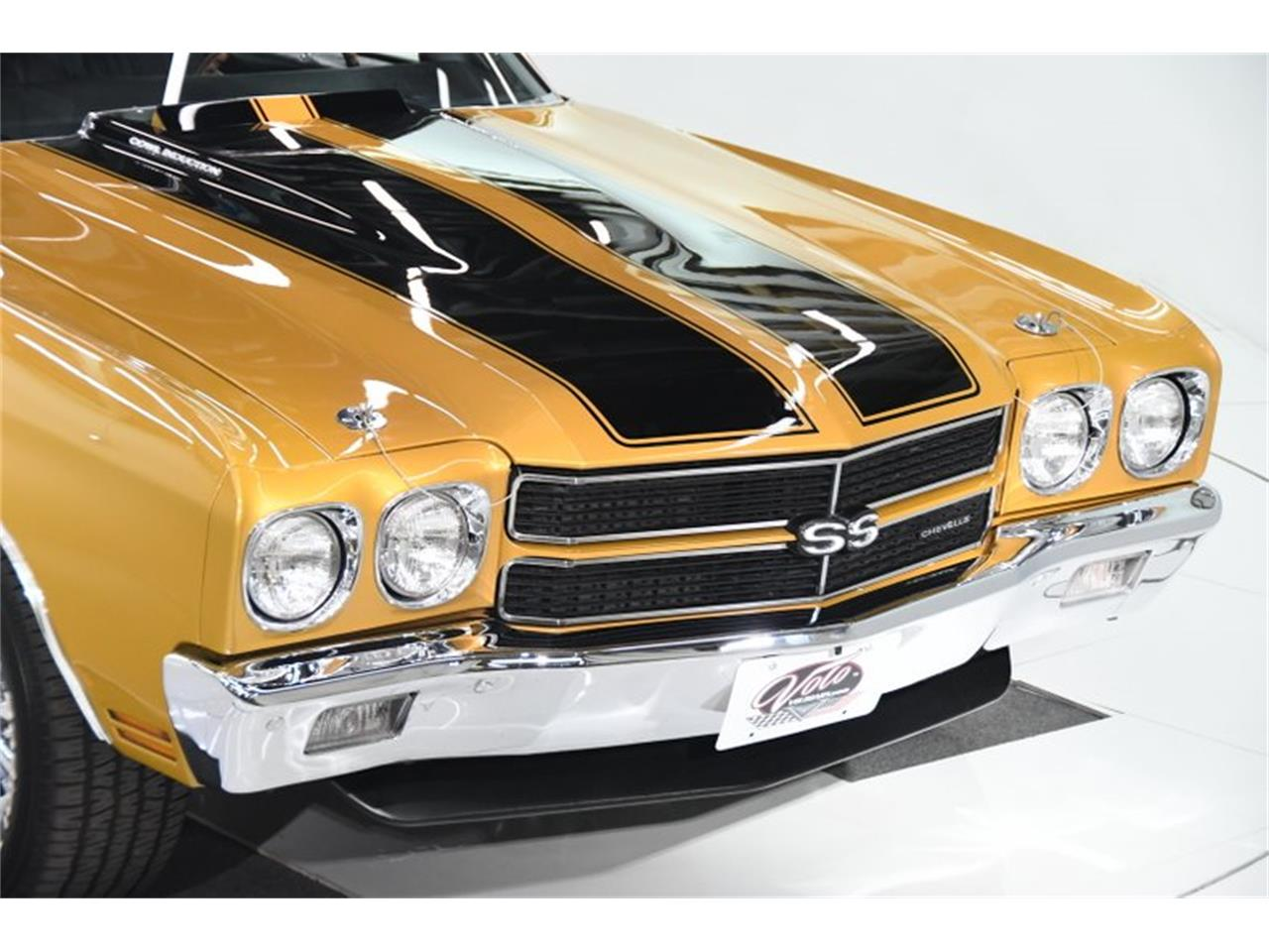 Large Picture of '70 Chevrolet Chevelle - QKLO