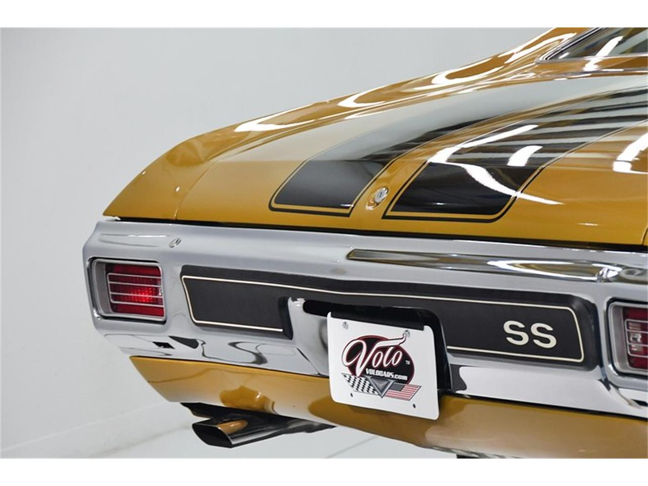 Large Picture of Classic '70 Chevelle - $49,998.00 Offered by Volo Auto Museum - QKLO