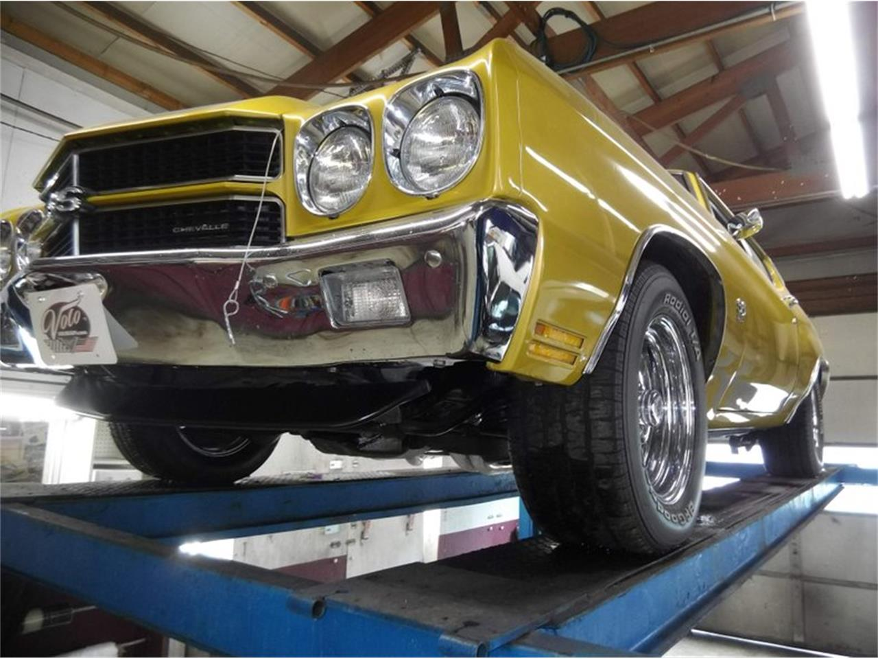 Large Picture of Classic 1970 Chevelle - $49,998.00 - QKLO