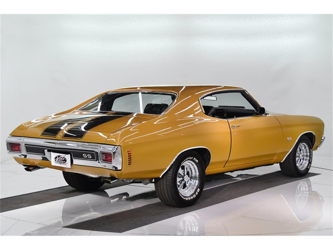 Large Picture of 1970 Chevrolet Chevelle - QKLO