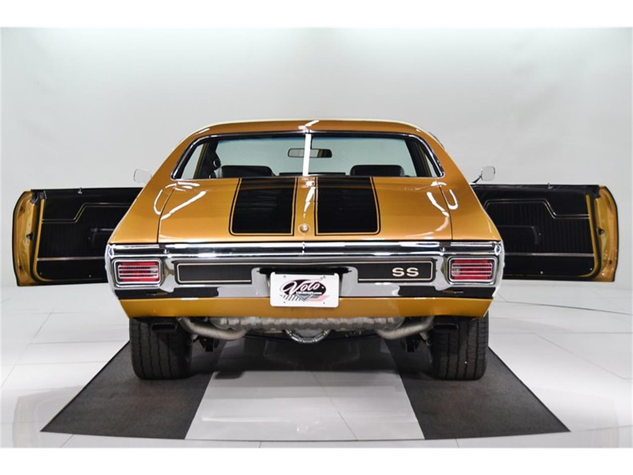 Large Picture of Classic '70 Chevelle Offered by Volo Auto Museum - QKLO