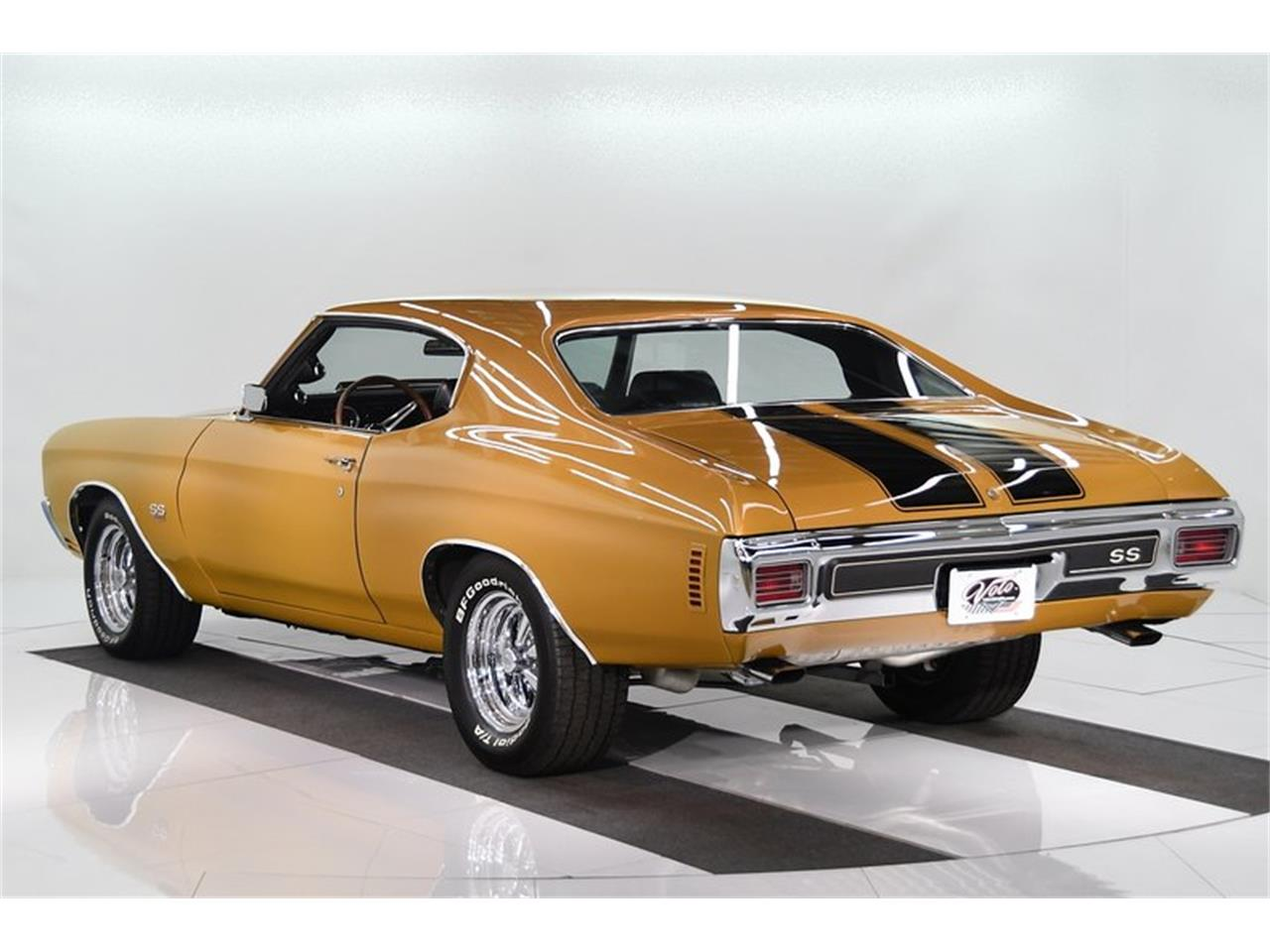 Large Picture of '70 Chevrolet Chevelle located in Volo Illinois Offered by Volo Auto Museum - QKLO