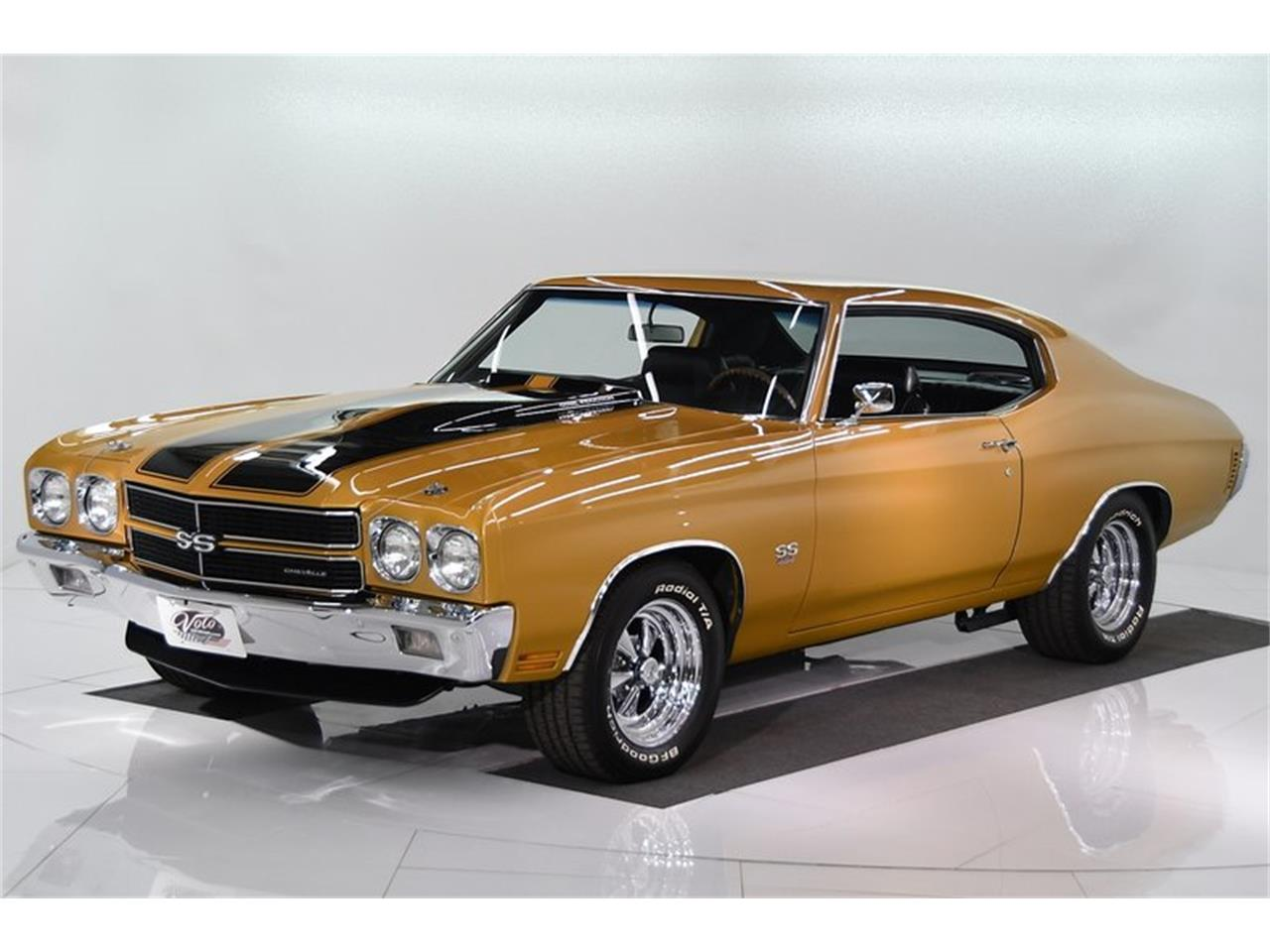 Large Picture of '70 Chevrolet Chevelle Offered by Volo Auto Museum - QKLO