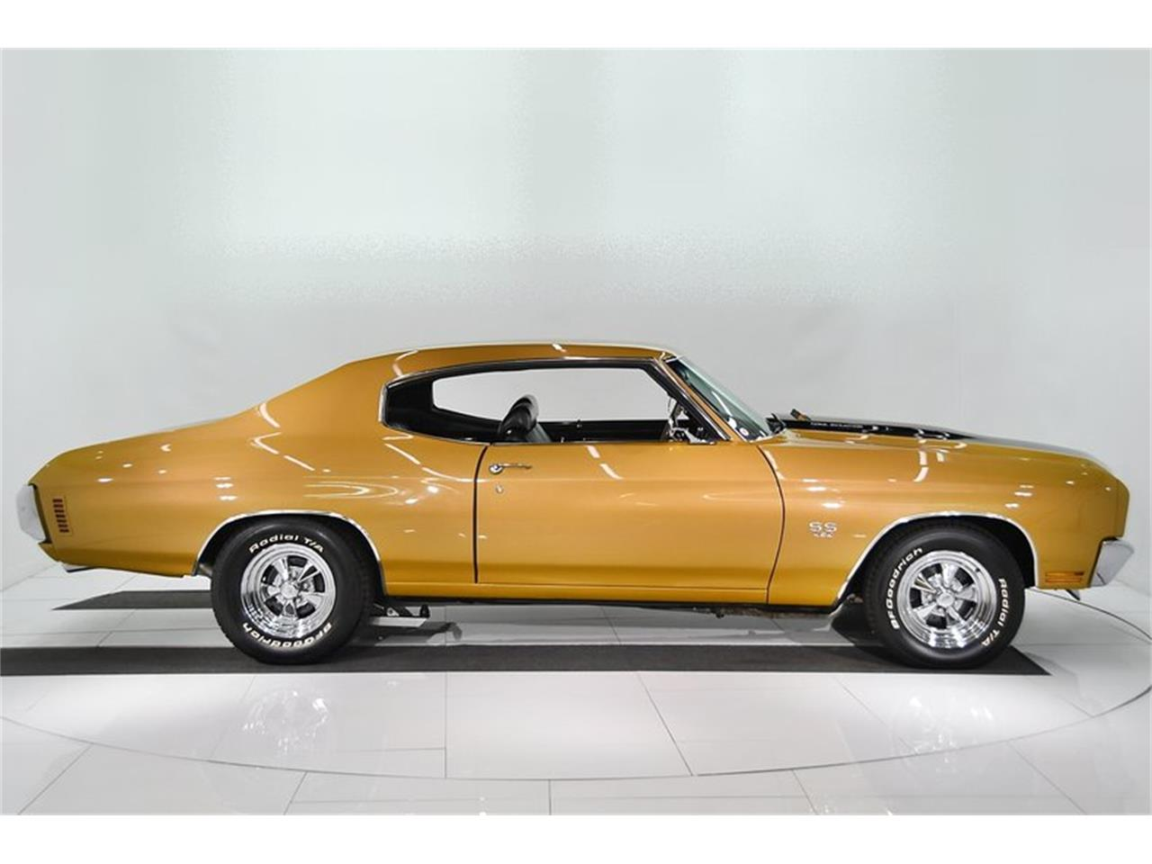 Large Picture of 1970 Chevrolet Chevelle located in Volo Illinois - $49,998.00 Offered by Volo Auto Museum - QKLO