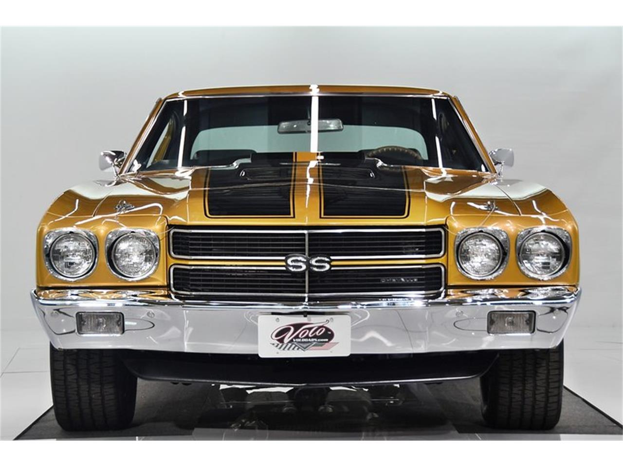 Large Picture of '70 Chevelle located in Volo Illinois - QKLO