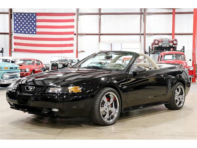 Picture of '00 Mustang - QKLW
